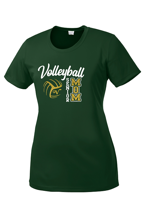 Ladies Performance Tee (Volleyball)