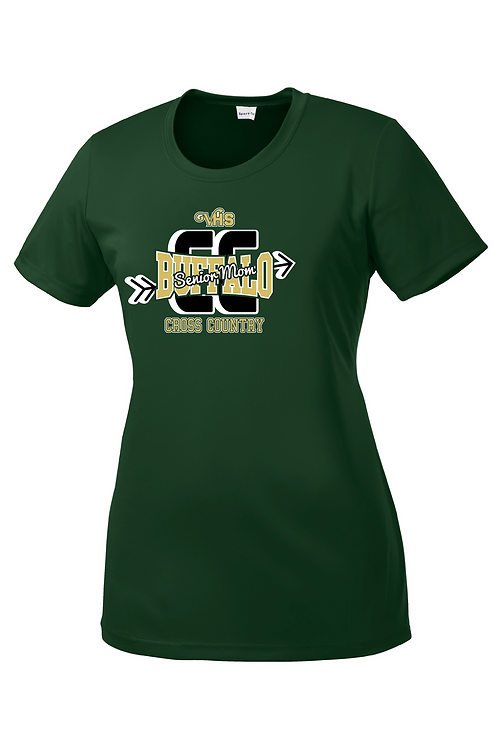 Ladies Performance Tee (Cross Country)