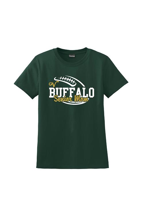 Ladies Nano-T Cotton T-Shirt (Football)