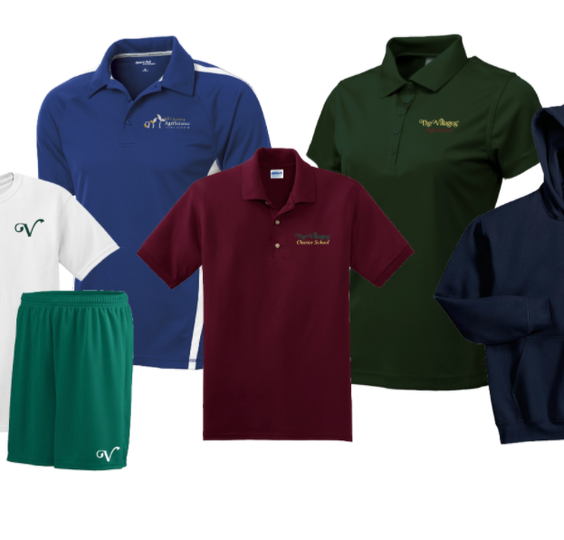 TVCS Uniform Site