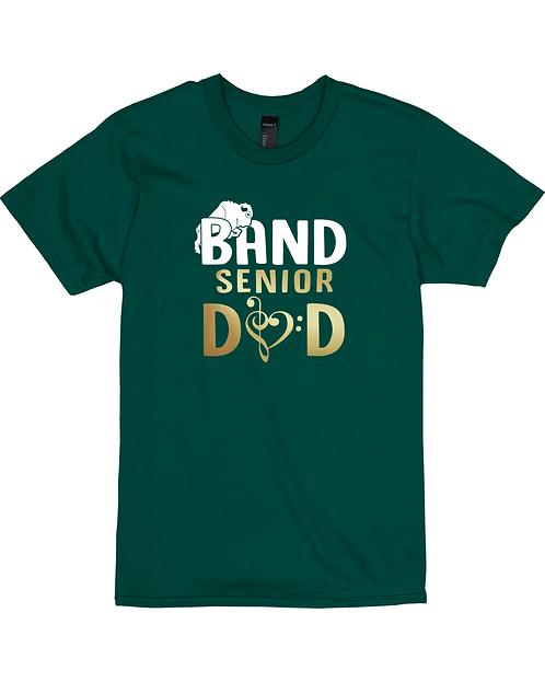Unisex Nano-T Cotton T-Shirt (Band)