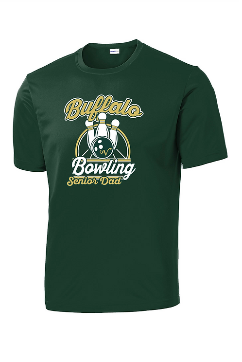 Unisex Performance Tee (Bowling)