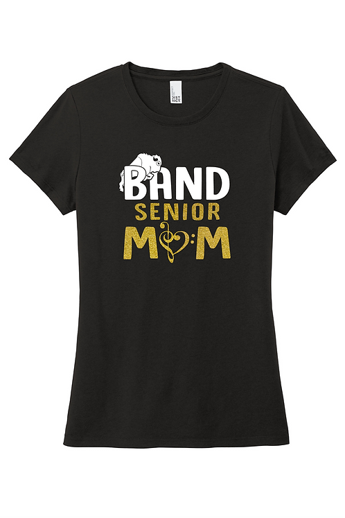 Ladies Soft-Style Tee (Band)