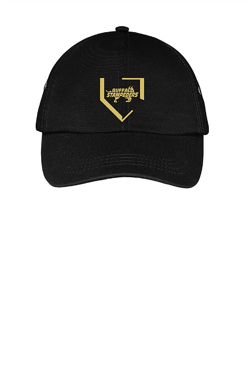Port & Company® - Hook & Loop Fashion Twill Cap with Metal Eyelets