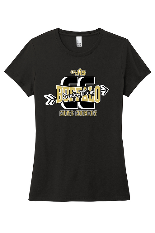 Ladies Soft-Style Tee (Cross Country)
