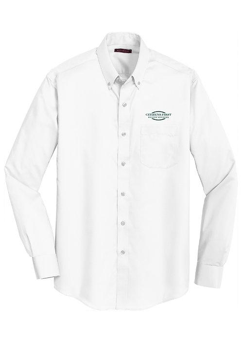 Men's Non-Iron Twill Shirt