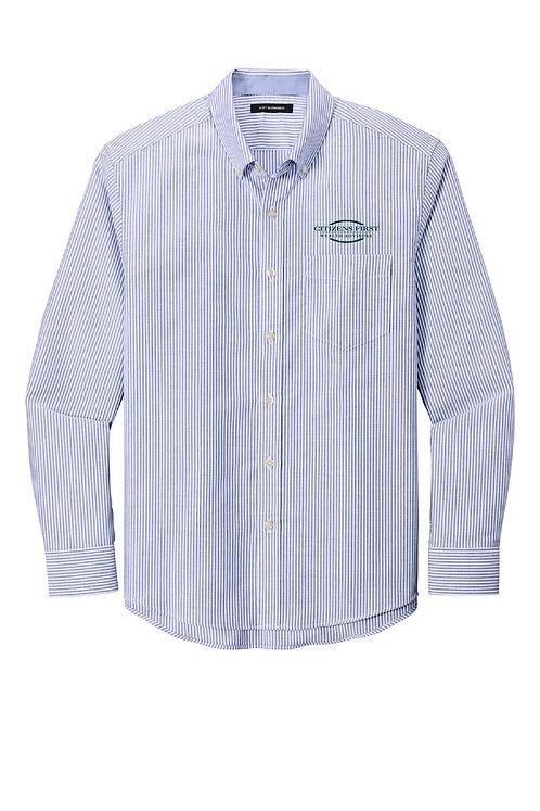 Men's Oxford Stripe Shirt