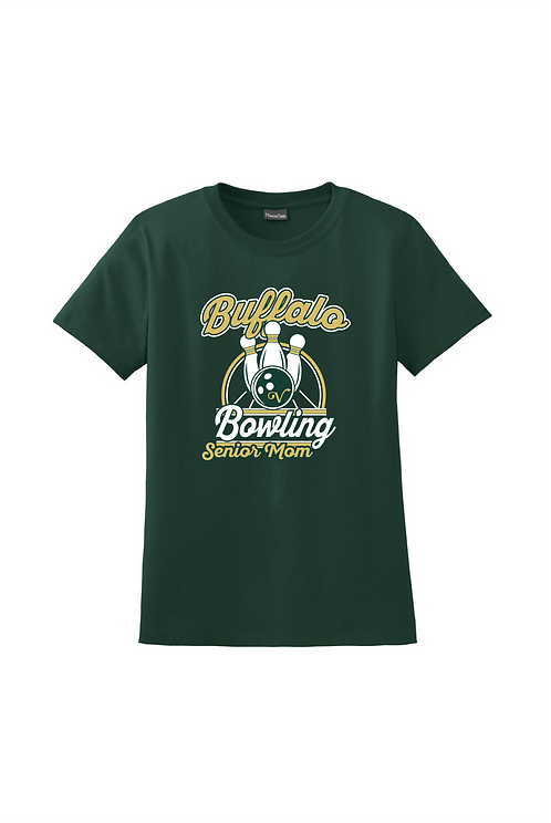 Ladies Nano-T Cotton T-Shirt (Bowling)