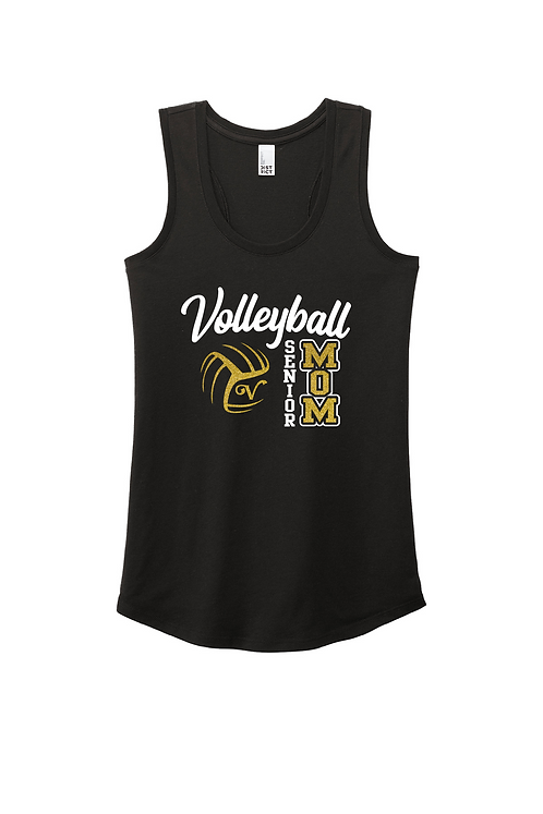 Ladies Soft-Style Tank (Volleyball)