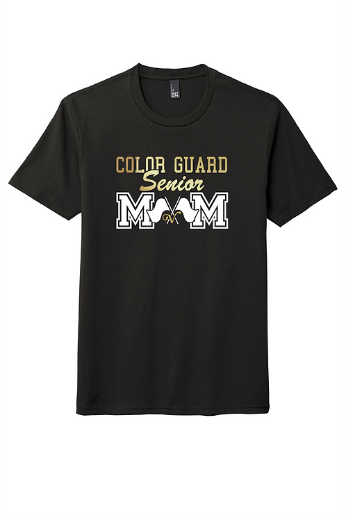 Unisex Soft-Style Tee (Color Guard)