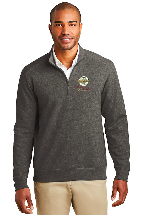 Interlock 1/4 Zip