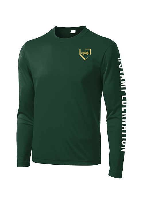 Youth Sport-Tek® Long Sleeve PosiCharge® Competitor™ Tee