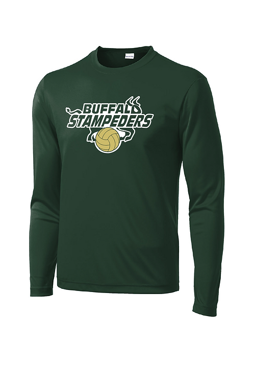 Men's Long-Sleeve Dri-Fit Tee