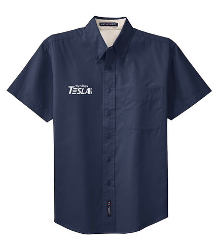 Men's Button Polo (Colors N-Y)