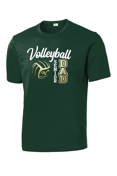 Unisex Performance Tee (Volleyball)