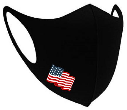 TVI Mask - American Flag