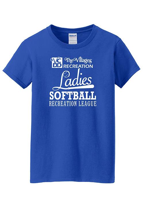Ladies Recreational Softball