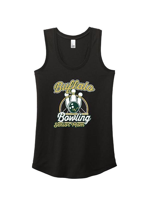 Ladies Soft-Style Tank (Bowling)