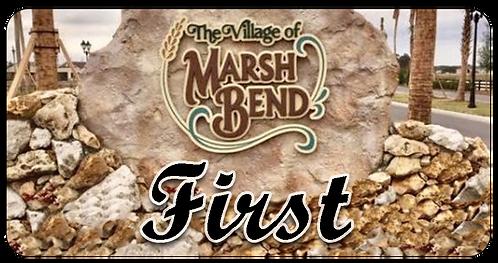 Village of Marsh Bend Name Tag