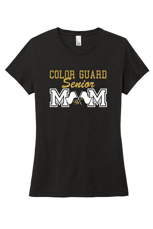 Ladies Soft-Style Tee (Color Guard)