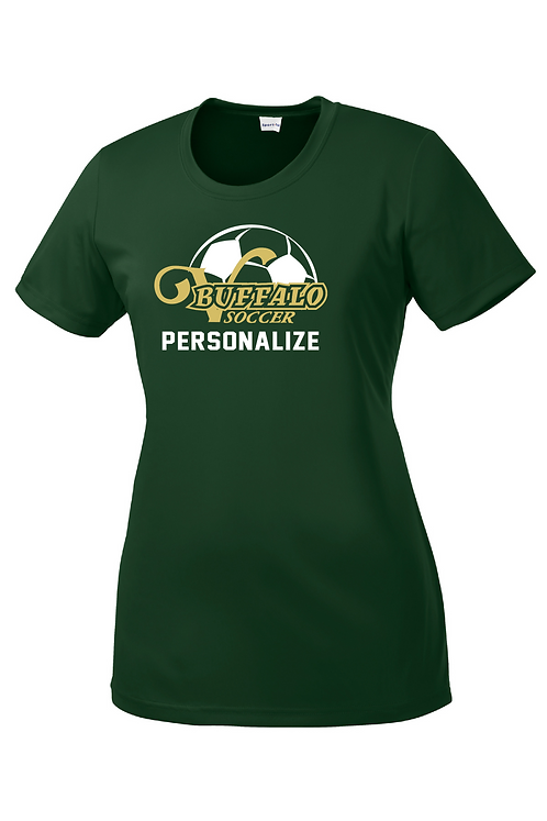 Ladies Performance Tee (Soccer)