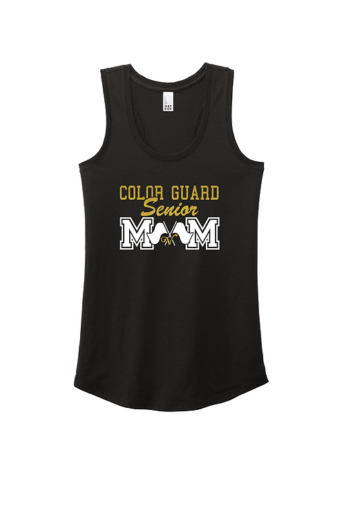 Ladies Soft-Style Tank (Color Guard)