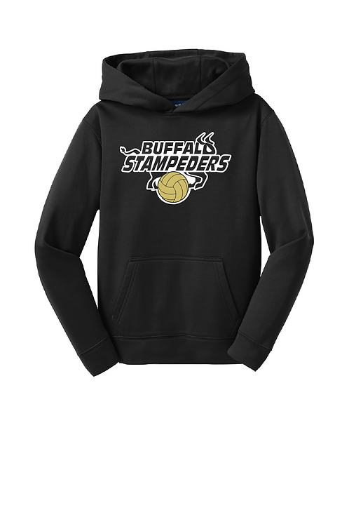 Youth Hooded Pullover