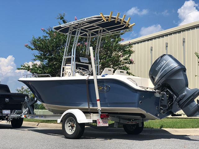What a fun project this was!! Full boat