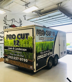 Trailer wrap finished up last week for _alexxboydd12 thank you for your business