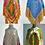 Thumbnail: Ponchos tejidos