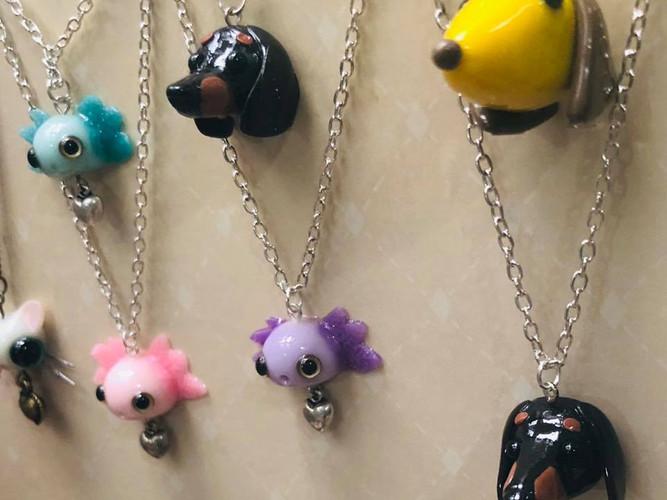 Collares de animales