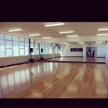 Fremantle Dance Studio Renovation
