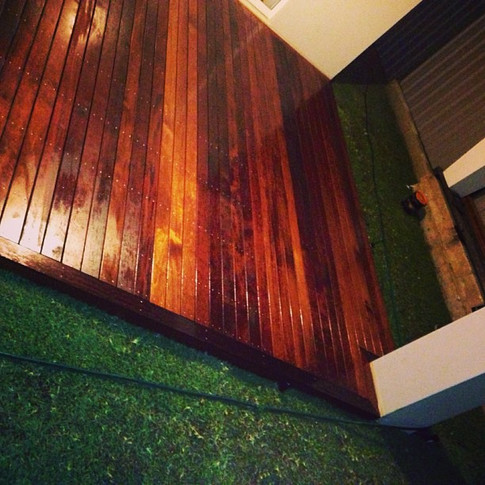 North Perth Deck and Lawn