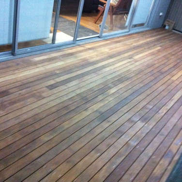 Redcliffe Deck