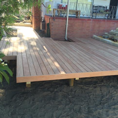 Scarborough Deck