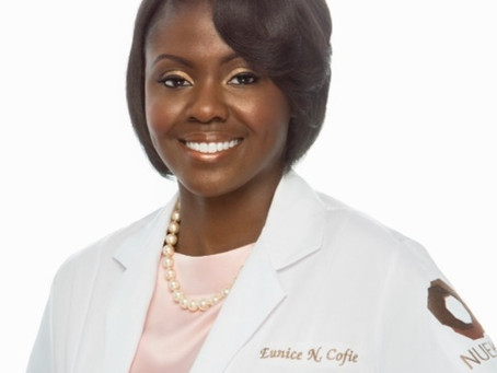 Eunice Cofie-Obeng: On Creating Products and Educational Programs for Skin of Color