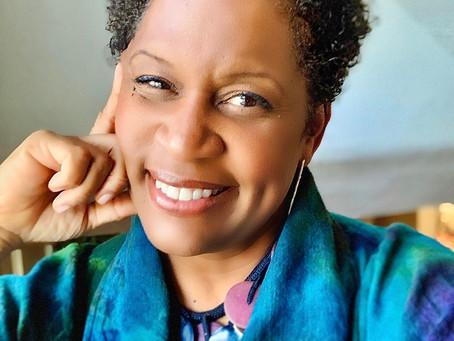 Karen Chambers, Executive Vice President Iman Cosmetics