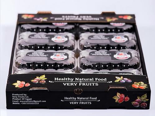 1 Kg Blackberries Carton