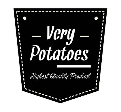 Very Potatoes Logo