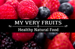 MY VERY FRUITS