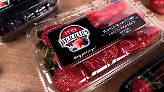 Very Strawberries 250 Grams Bonnet