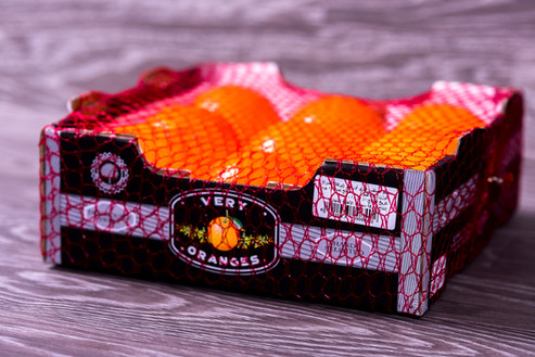 Very Oranges 2.5 Kg Pack with net