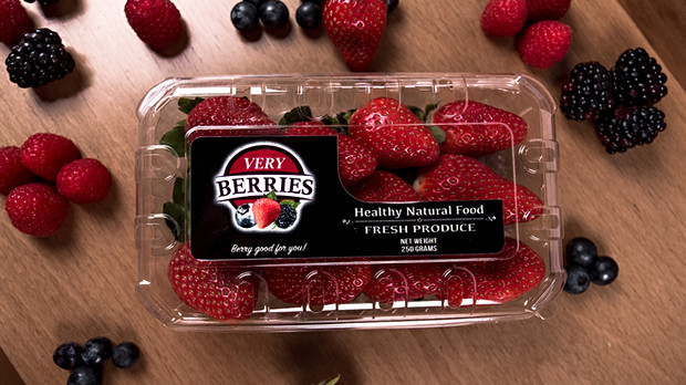 Very Strawberries 250 Grams