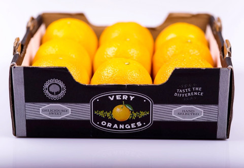 Very Oranges carton 9 fruits / 2.5kg