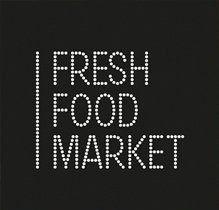fresh food market logo