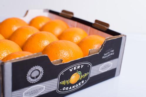 Very Tangerines 12 Fruits / 2.5 kg