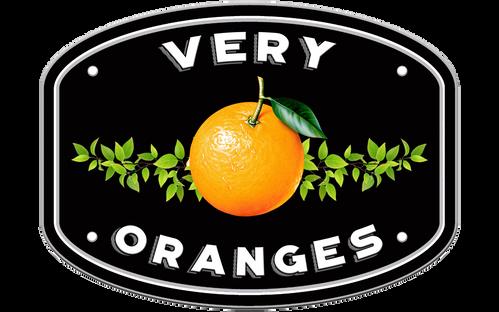 Very Oranges Logo