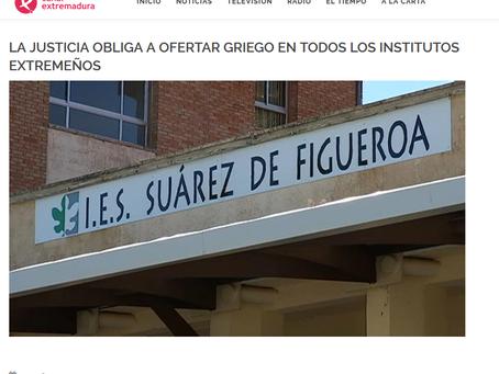 νενικήκαμεν en Extremadura (post 1)