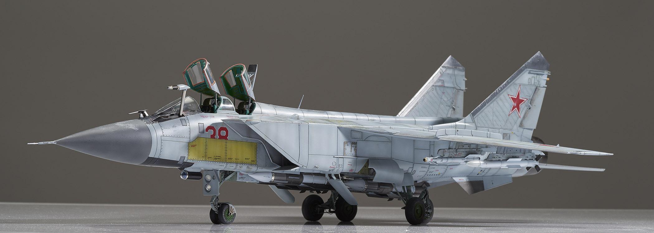 1/48 AMK MiG-31