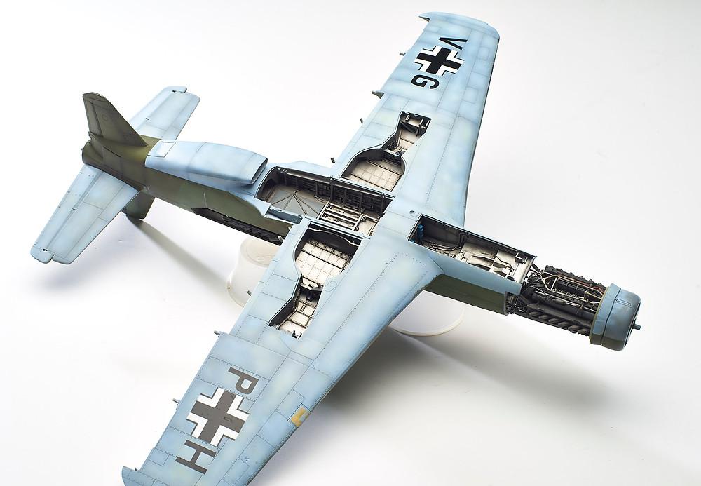 1/32 Dornier Do-335 by George Johnson